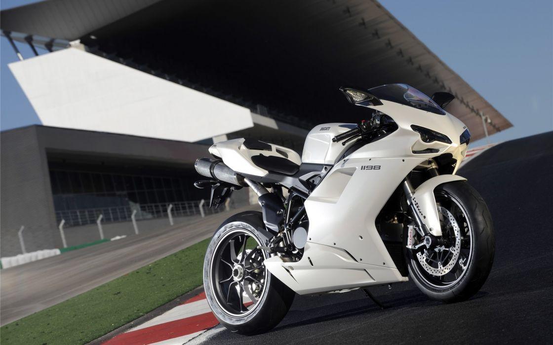 Ducati 1198 normal wallpaper