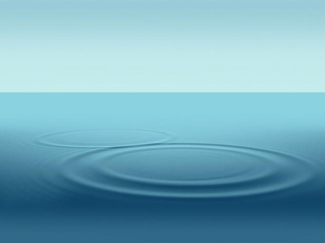 drops ripple pattern circle water blue abstract wallpaper