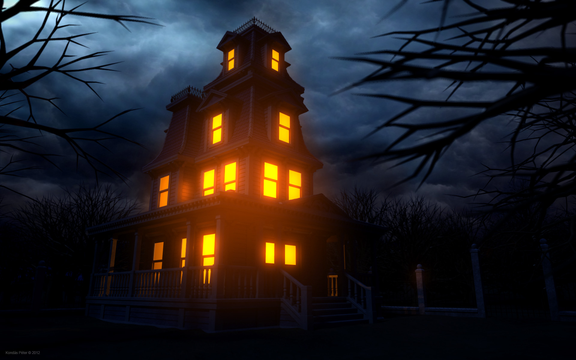 164 Best Haunted House