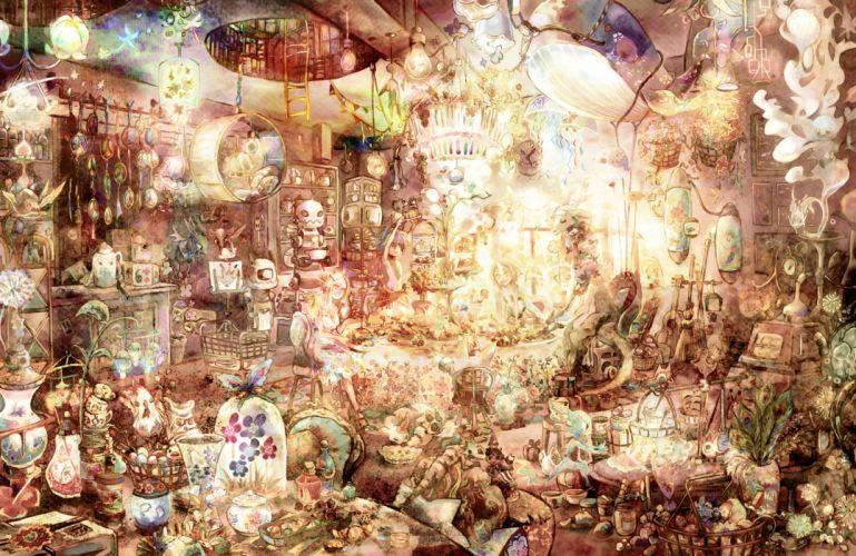 hrhr original robot wallpaper