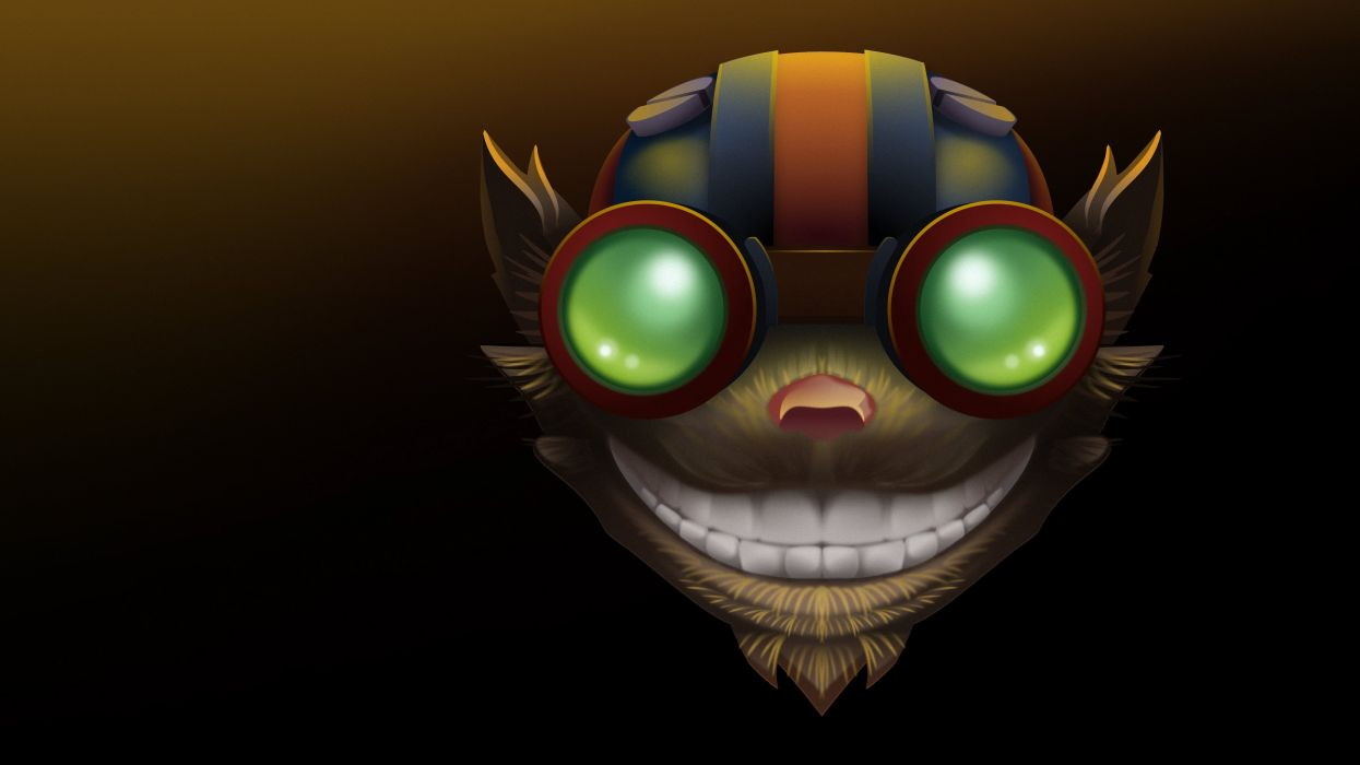 League Of Legends Teemo Goggles Wallpaper 3837x2157 55863