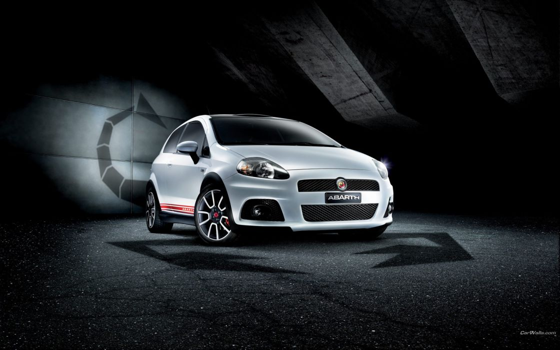 cars Fiat automotive wallpaper