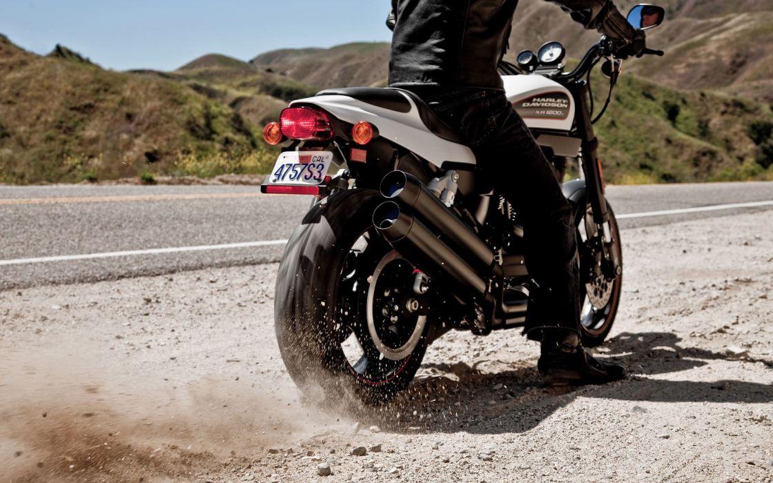 vehicles motorbikes Harley-Davidson wallpaper