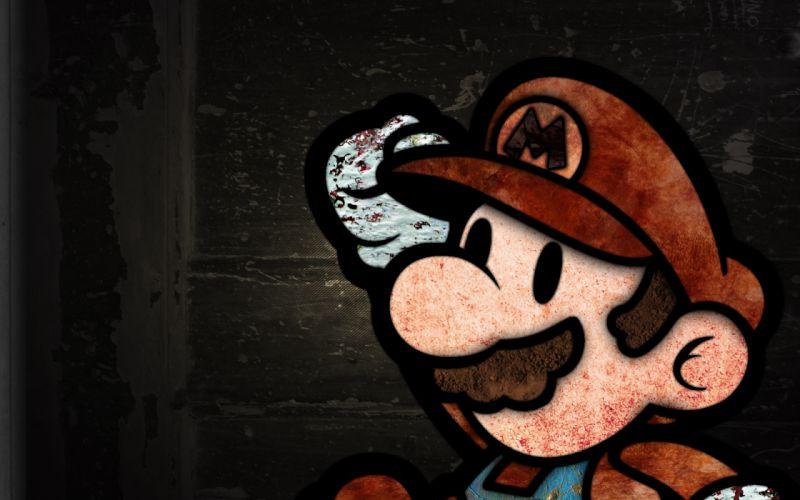 Mario Bros Super Mario Super Mario Bros_ wallpaper