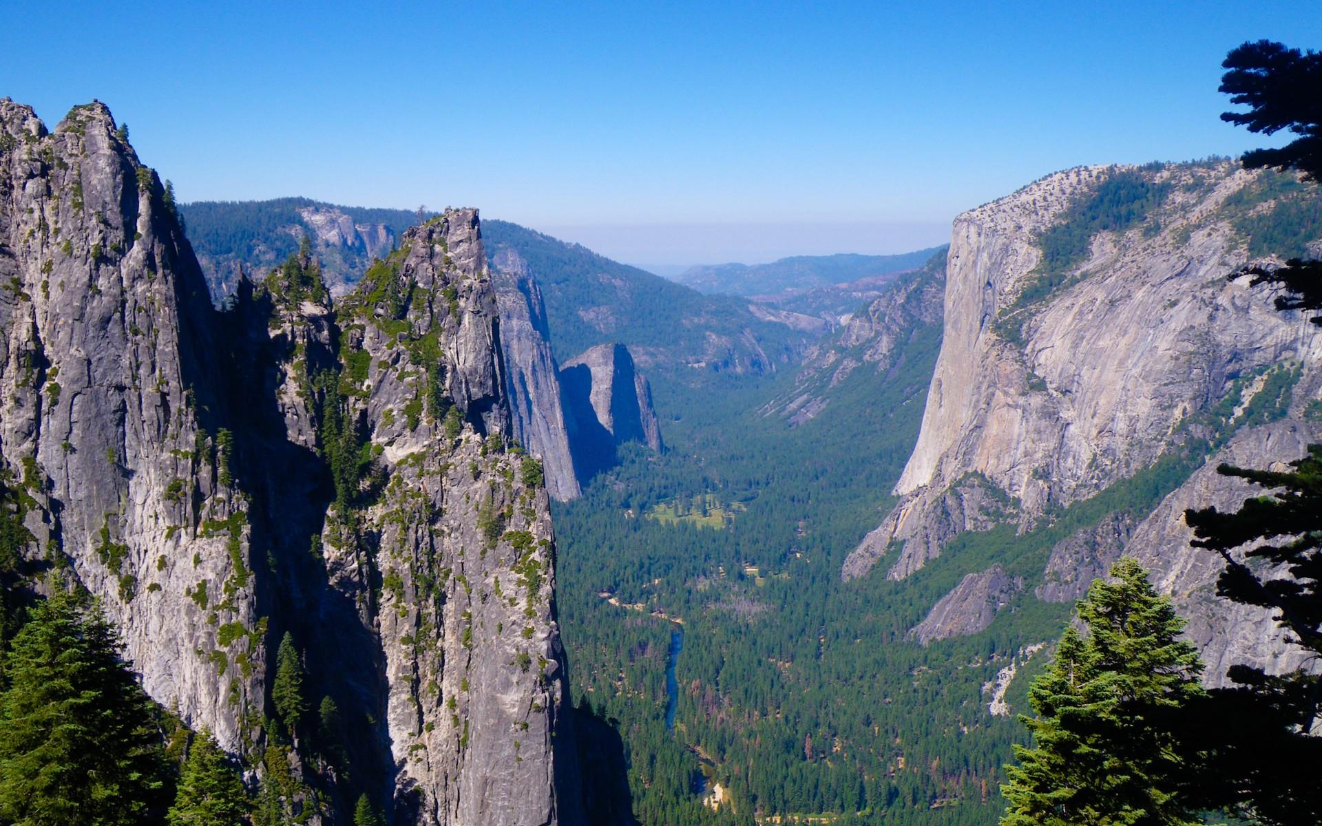 природа деревья горы  № 2787644 загрузить
