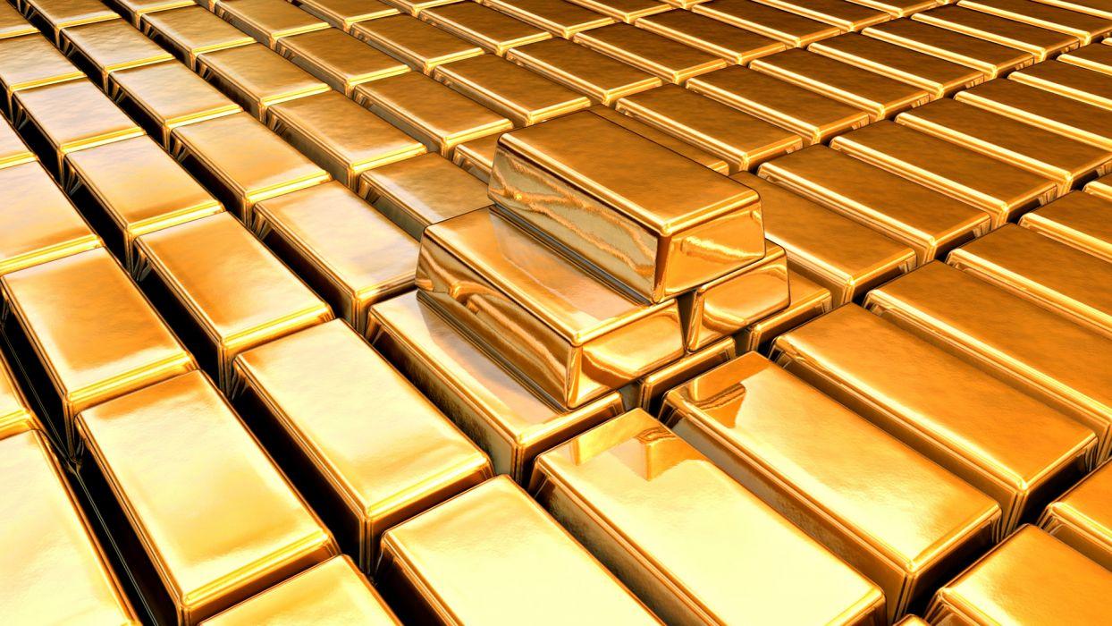 texture bullion gold pattern money metal wallpaper