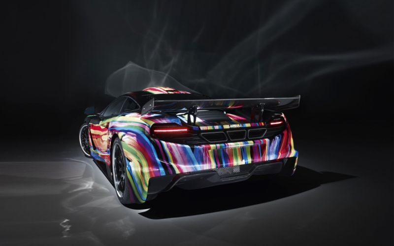 cars tuning McLaren Hamann Style wallpaper