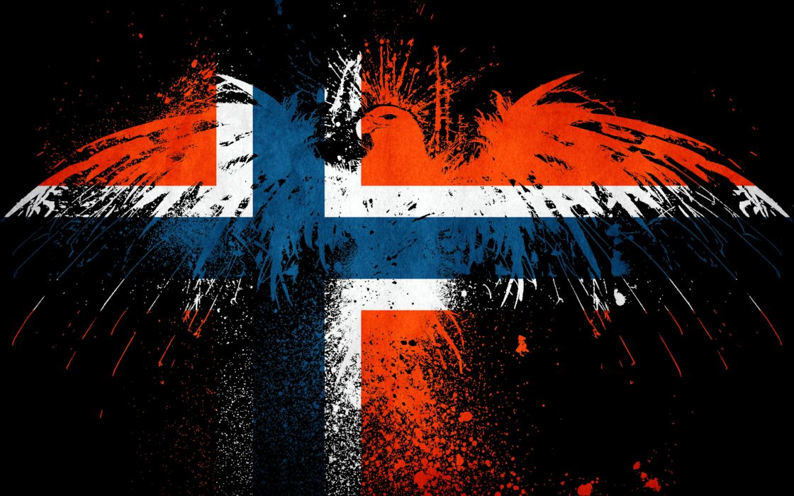 Country Norway wallpaper