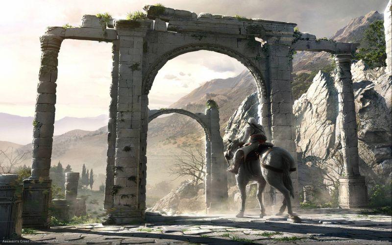 Assassins Creed games wallpaper