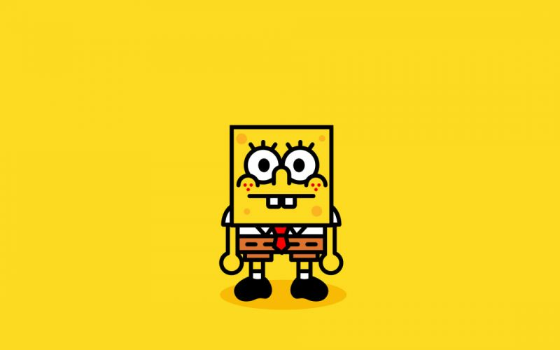 cartoons SpongeBob SquarePants wallpaper