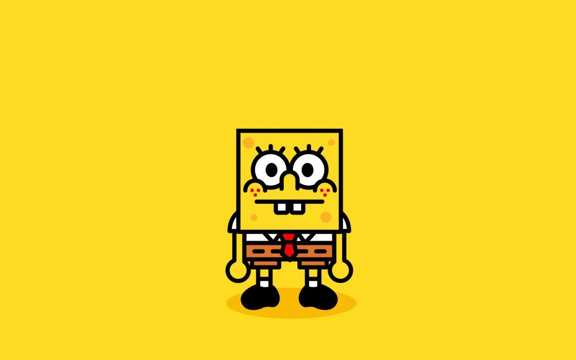 cartoons SpongeBob SquarePants wallpaper