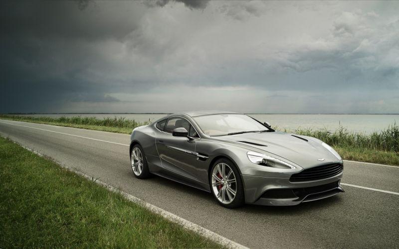 Aston Martin Aston Martin AM310 Vanquish wallpaper