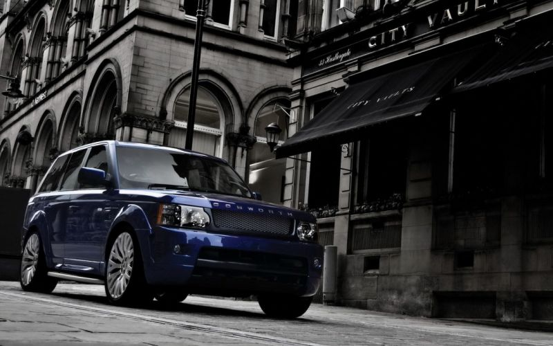 project Land Rover Range Rover wallpaper