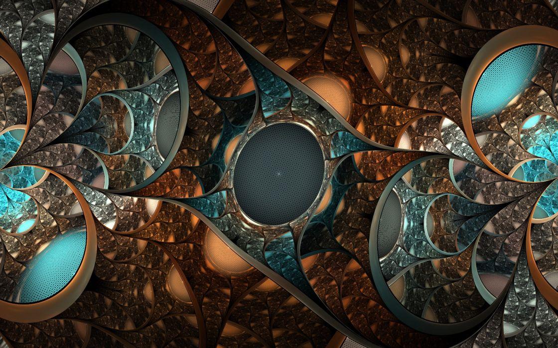 abstract fractals digital art fractal art fractal wallpaper