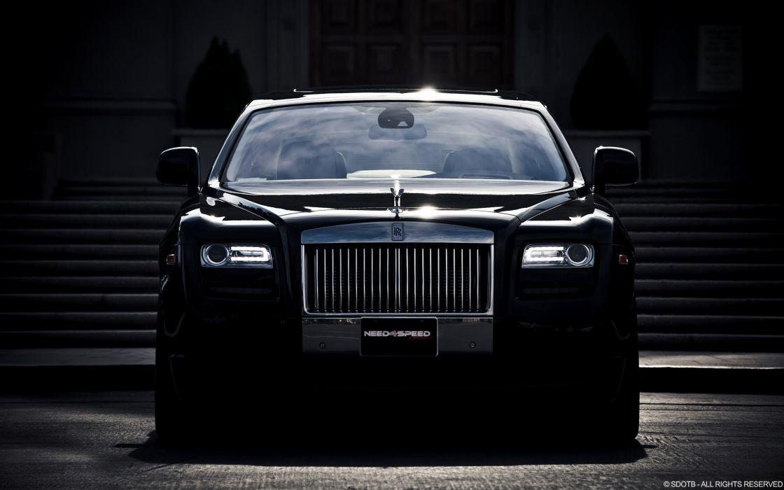 cars Rolls Royce motorsports Rolls Royce Ghost wallpaper