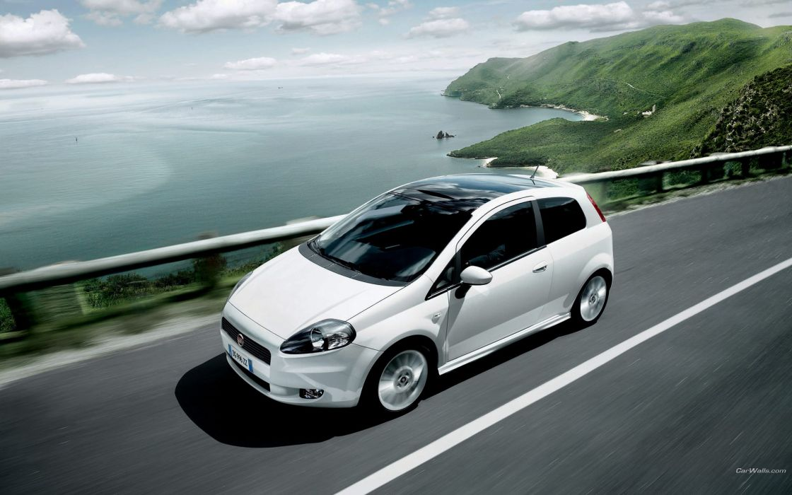 Cars Grand Fiat Fiat Punto Wallpaper 1920x1200 56546