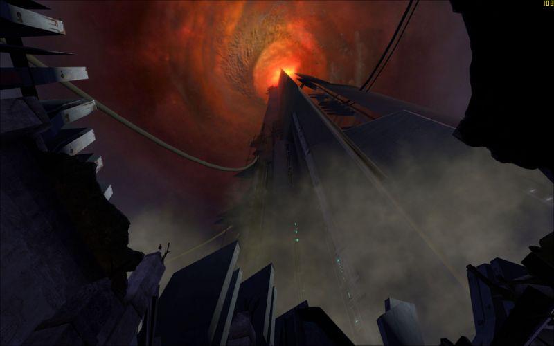 Half-Life Citadel (Half-Life) wallpaper