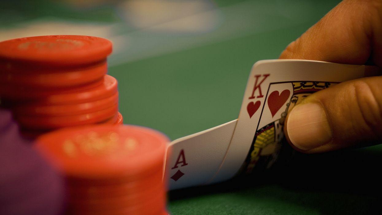 cards poker Ace king poker chips game Poker Table wallpaper