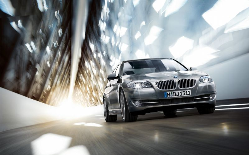 BMW cars roads vehicles wallpaper