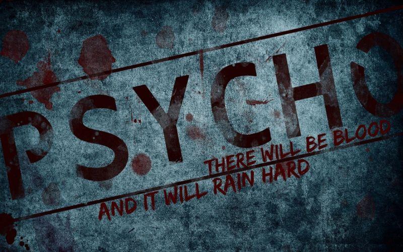 movies psycho wallpaper