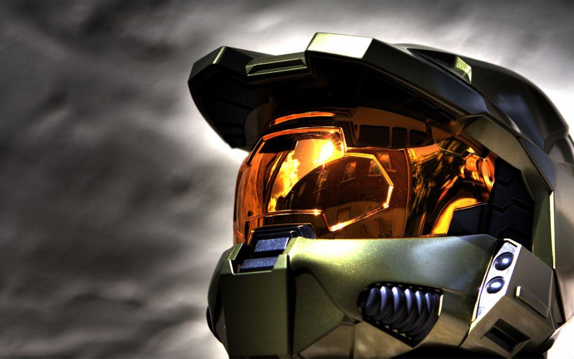 helmet Halo Master Chief wallpaper