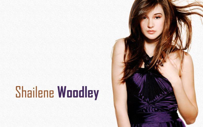 women actress Shailene Woodley wallpaper