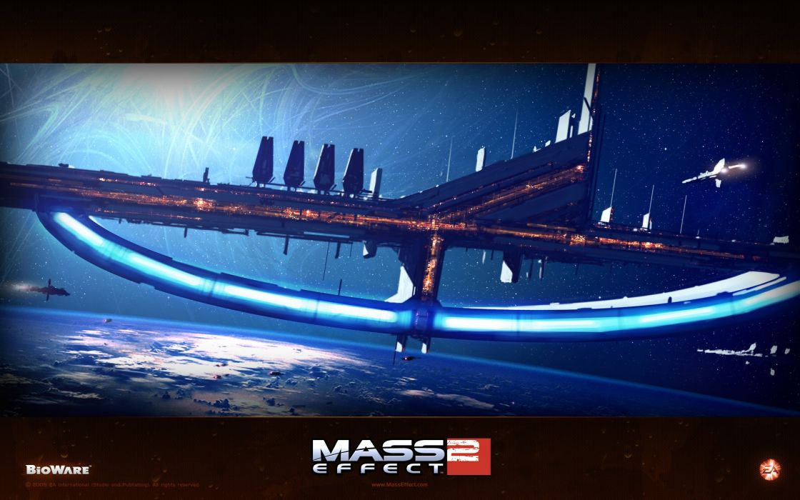 video games Mass Effect wallpaper
