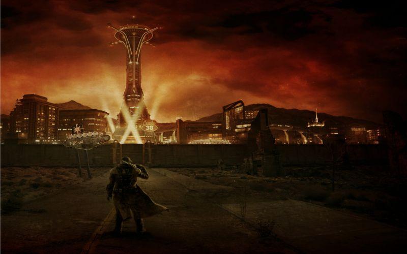 Fallout: New Vegas NCR Veteran Ranger wallpaper