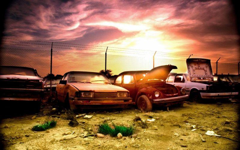 cars vehicles Dump truck wallpaper