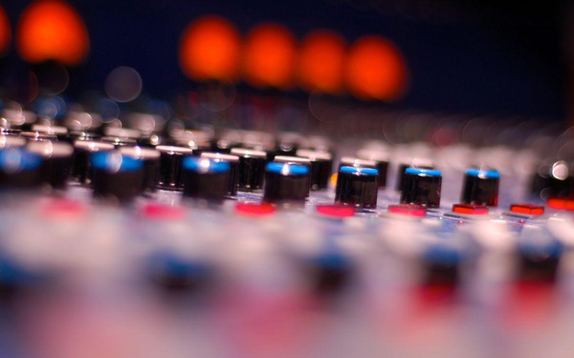 gear audio sound audio mixer wallpaper
