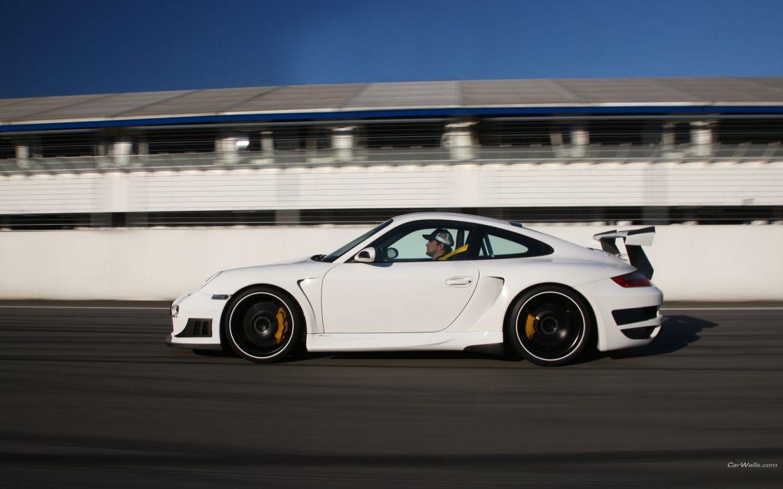 Porsche cars TechArt Porsche 911 wallpaper