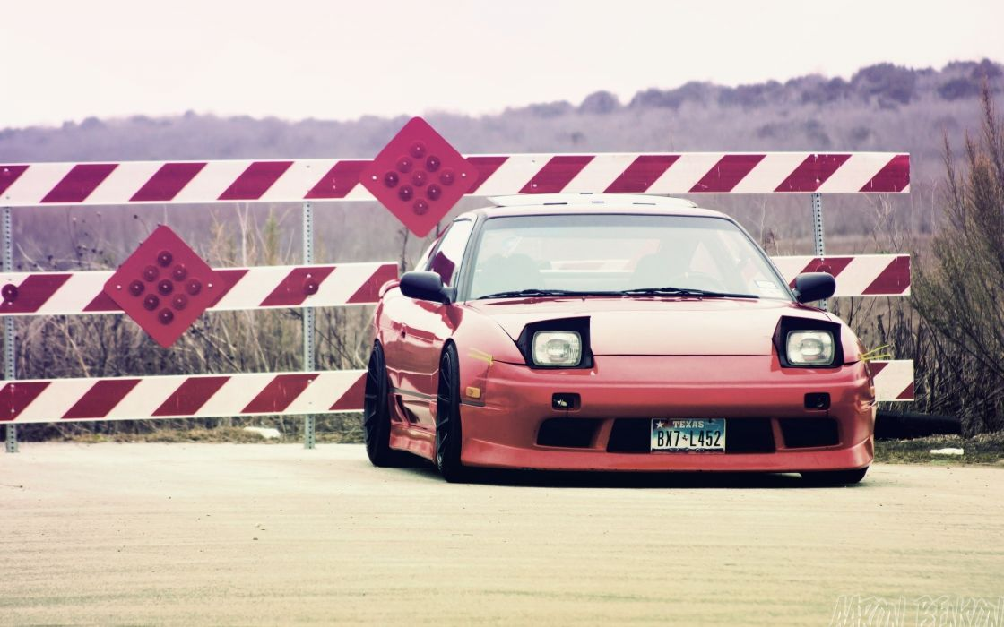 cars Nissan tuning Nissan 180SX jdm wallpaper