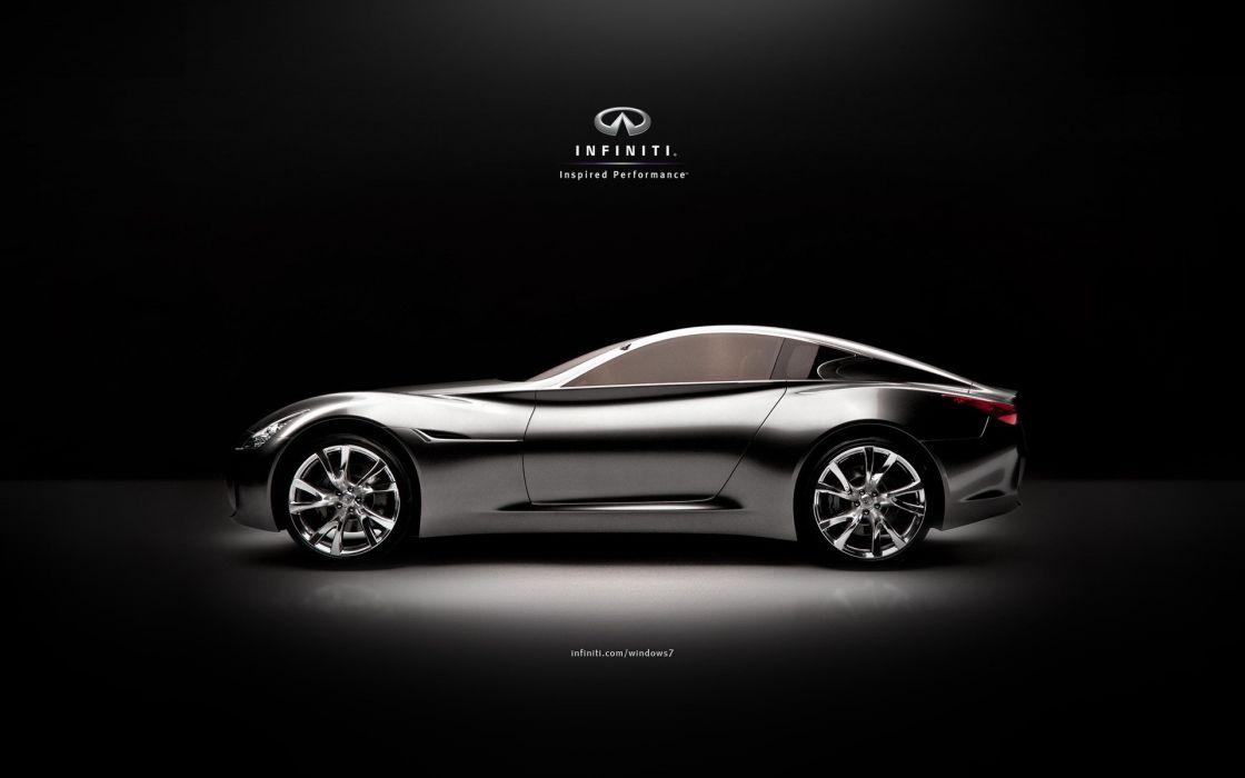 cars Infiniti wallpaper