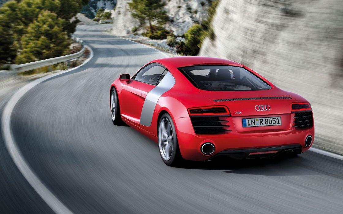 cars Audi R8 wallpaper