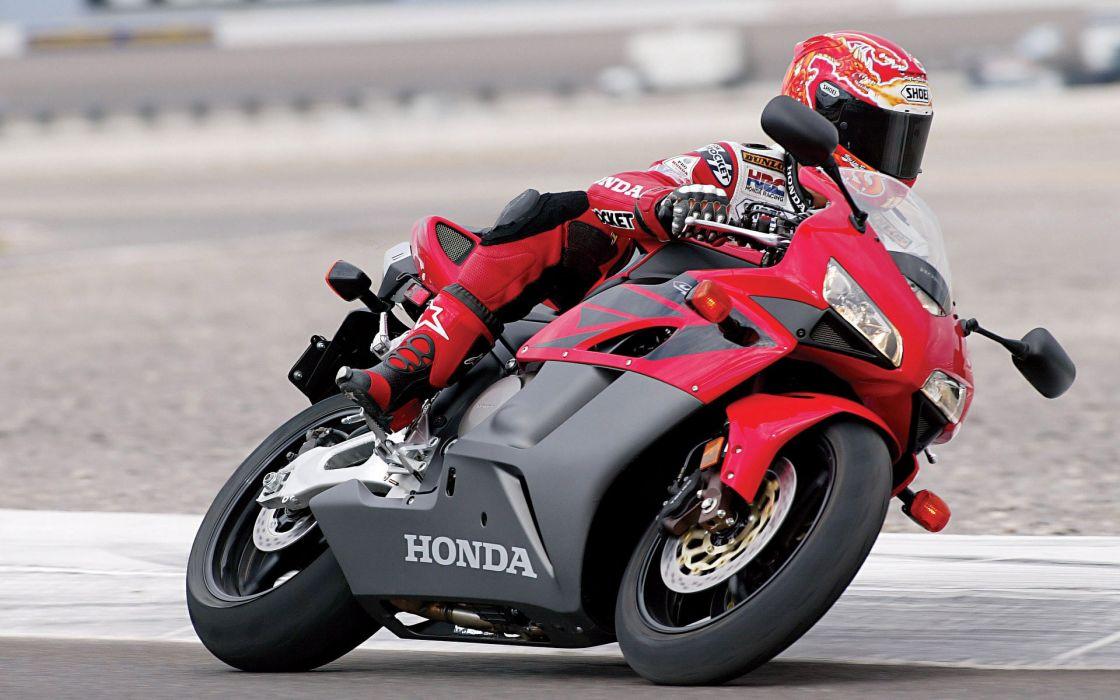 motorbikes Honda CBR wallpaper