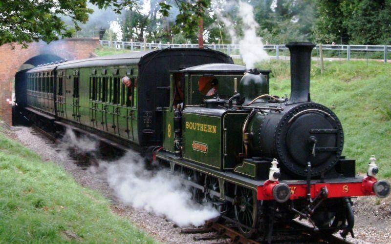 vintage trains steamer wallpaper
