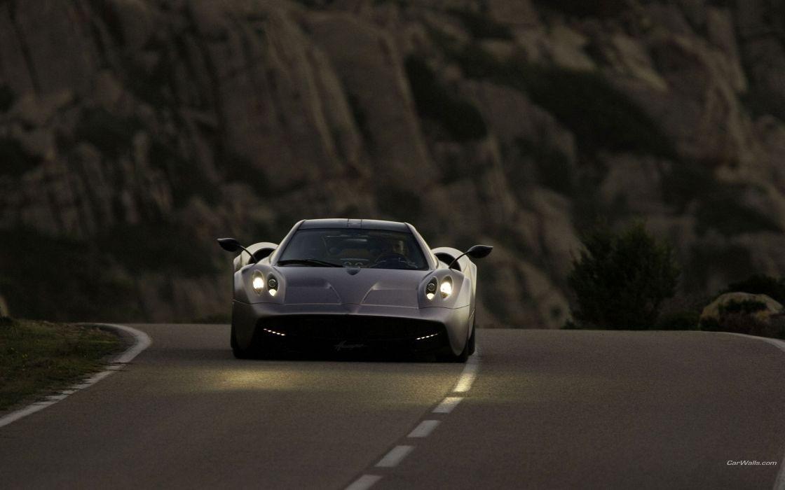 cars Pagani Huayra wallpaper