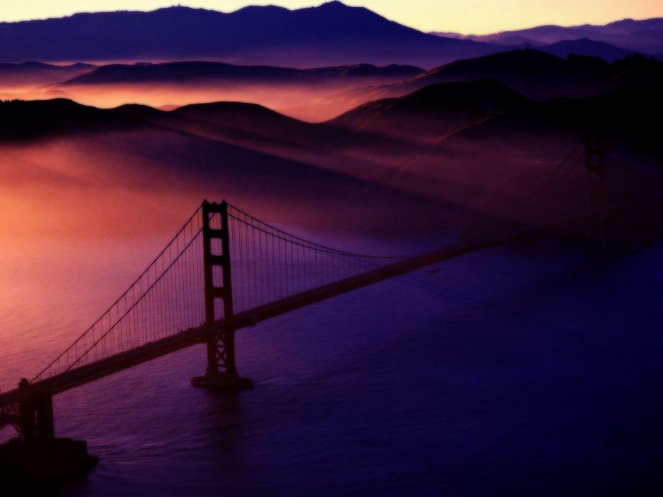 architecture Golden Gate Bridge wallpaper