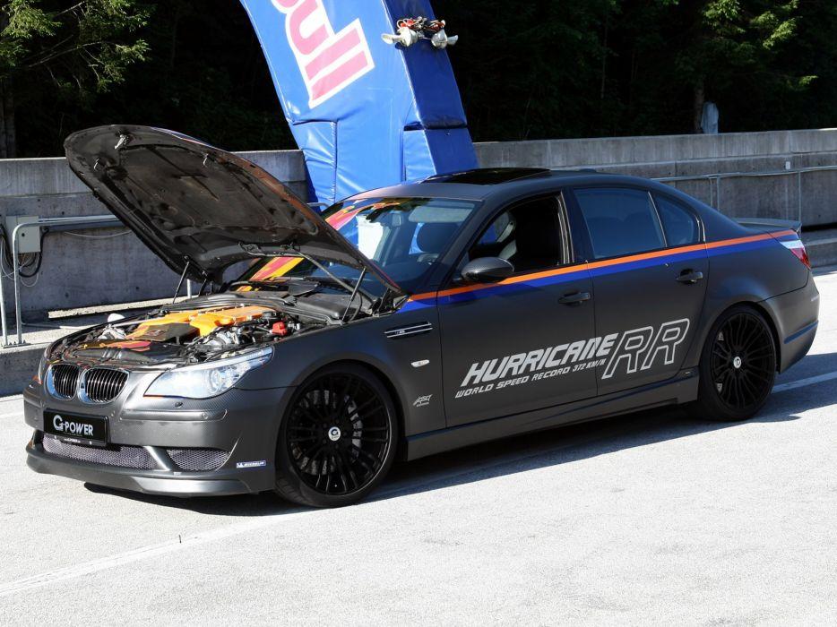cars hurricane G Power wallpaper