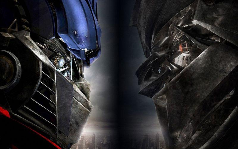 Optimus Prime Transformers Megatron artwork wallpaper