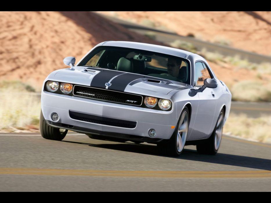 Dodge Challenger Dodge Challenger SRT8 wallpaper