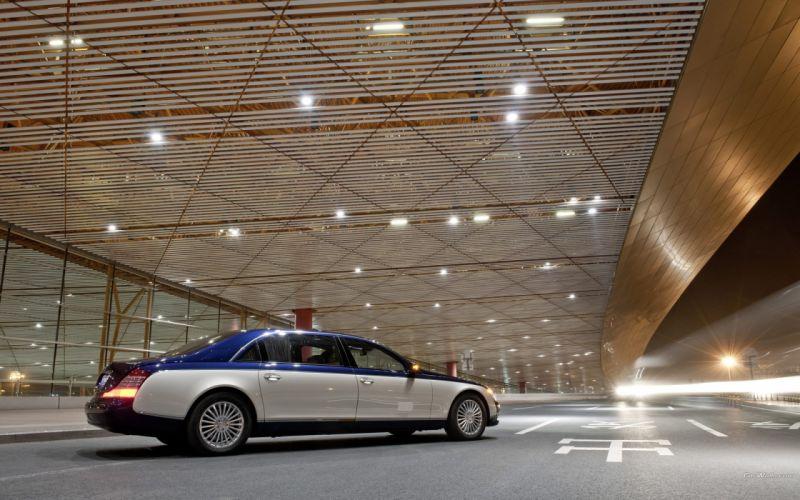 cars Maybach wallpaper