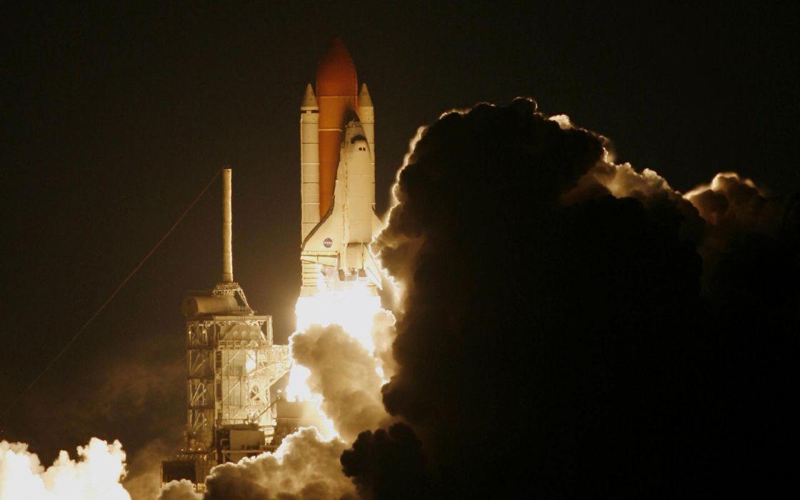launch shuttle wallpaper