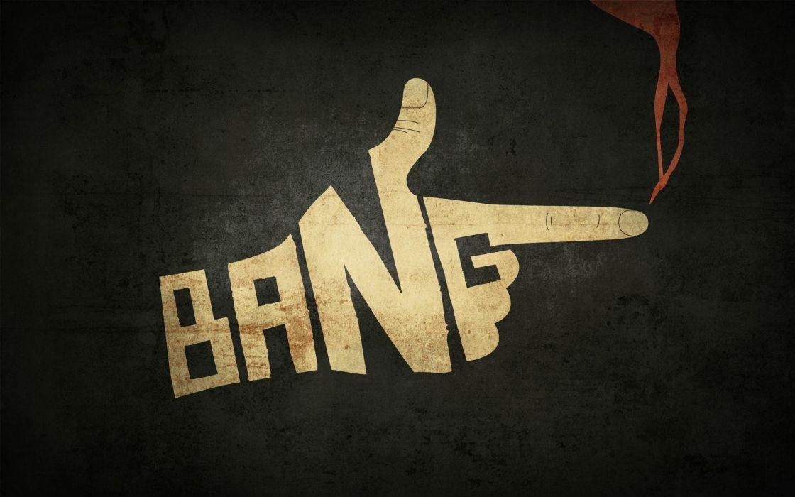 finger bang wallpaper