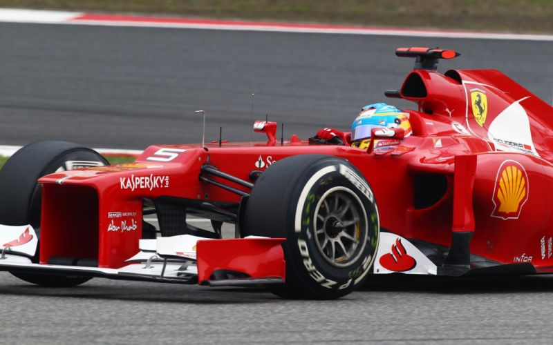 Ferrari F1 Fernando Alonso Formula-1 wallpaper