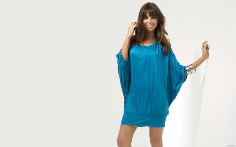 Barbara Herrera fashion model glamour brunettes women females girls sexy babes d wallpaper
