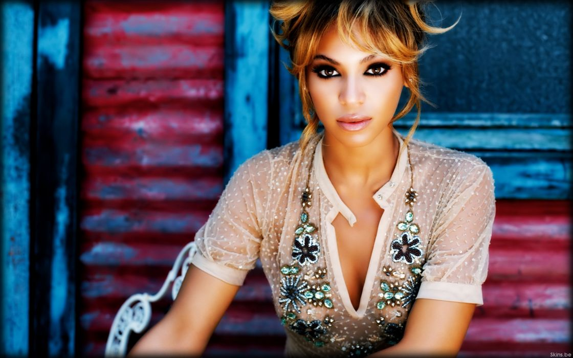 Beyonce Knowles hip hop singer musician women females girls sexy babes face eyes         z wallpaper