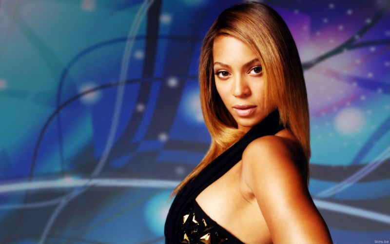 Beyonce Knowles hip hop singer musician women females girls sexy babes face eyes wallpaper