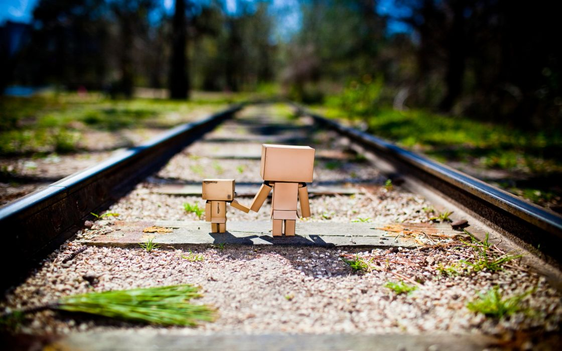 danbo humor products amazon macro tracks railroad babies children wallpaper