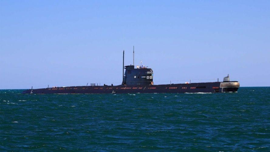 ocean Navy Submarine military sea weapons sailing people soldiers warriors wallpaper